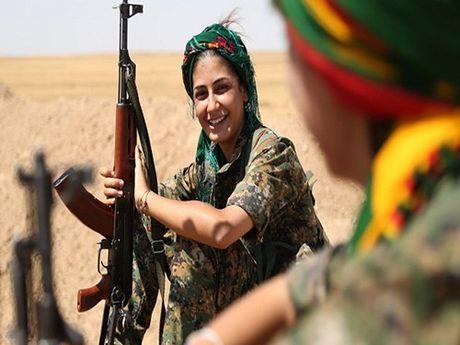 Nguoi Kurd Syria co anh huong nhu the nao den chinh tri toan cau - Anh 1