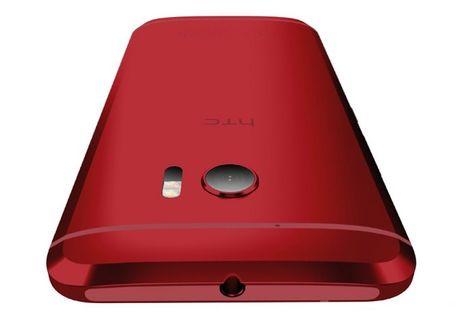 HTC 10 se co phien ban mau do - Anh 1