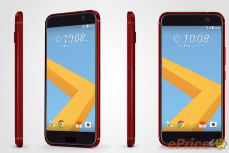 HTC 10 se co phien ban mau do - Anh 3