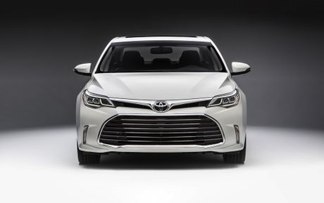 Toyota Camry, Avalon 2016 bi thu hoi do loi tui khi - Anh 2