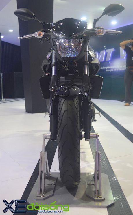 Phien ban naked bike cua R3 se ve Viet Nam trong nam nay? - Anh 5