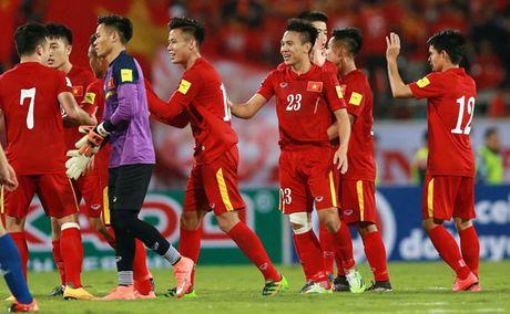 Tuyen Viet Nam se tham du Giai bong da quoc te Myanmar 2016 - Anh 1