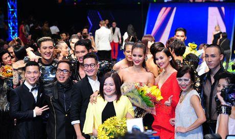 Vietnam's next top model 2016 bo moi tieu chuan chieu cao, can nang - Anh 2