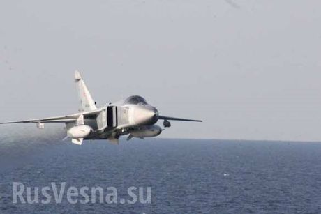 Video: Can canh Su-24 Nga luot sat sat khu truc ham My USS Donald Cook - Anh 4