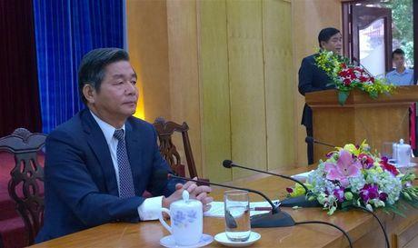 """Ong Bui Quang Vinh: """"Cuoc doi rat ngan"""" - Anh 1"""