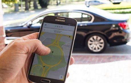 Khach hang 'to' bi tai xe Uber chui 'ngu', phan biet vung mien - Anh 2