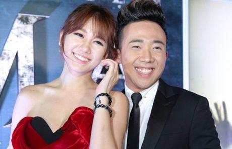 Tran Thanh cham soc chu dao cho 'nguoi tinh hon tuoi' Hari Won - Anh 6