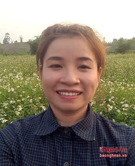 Chan dung 'co gai hai ngo' co giong ca gay sot cong dong mang - Anh 1