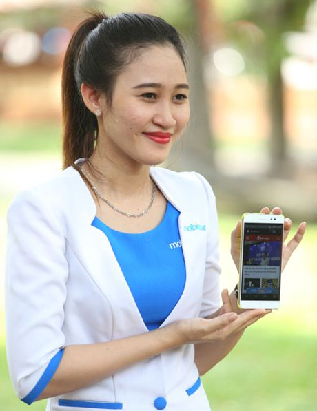 Chum anh nong hoi lo dien smartphone cao cap nhat Prime X Max cua Mobiistar - Anh 2