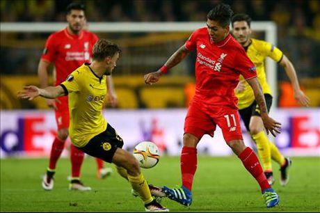 Lo chien thuat cua Dortmund truoc Liverpool - Anh 1