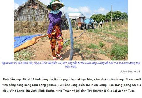 De thi dua Binh Thuan xuong DBSCL: Giao vien ra de so suat do doc luot - Anh 1