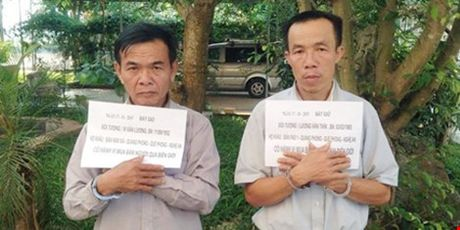 Nghe loi con gai buon phu nu sang Trung Quoc, cha lanh an tu - Anh 1