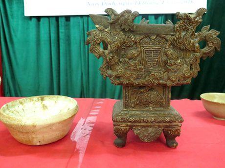 Bao tang tinh Nam Dinh duoc tang 62 co vat - Anh 1