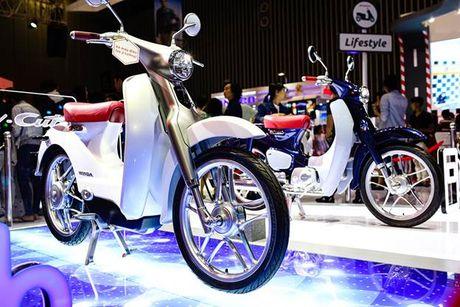 Honda Winner 150 hut khach tai trien lam xe may Viet Nam - Anh 10