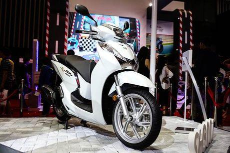 Honda Winner 150 hut khach tai trien lam xe may Viet Nam - Anh 8