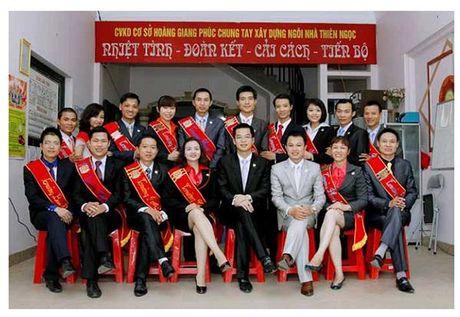 'Dai gia' da cap Thien Ngoc Minh Uy bi xu phat tai nhieu dia phuong - Anh 1