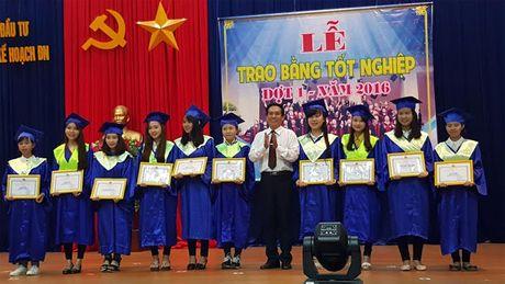 Truong Cao Dang Kinh te - Ke hoach Da Nang trao bang tot nghiep cho 315 sinh vien - Anh 1
