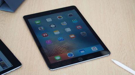 iPad Pro 9,7 inch la san pham co man hinh LCD tot nhat - Anh 1