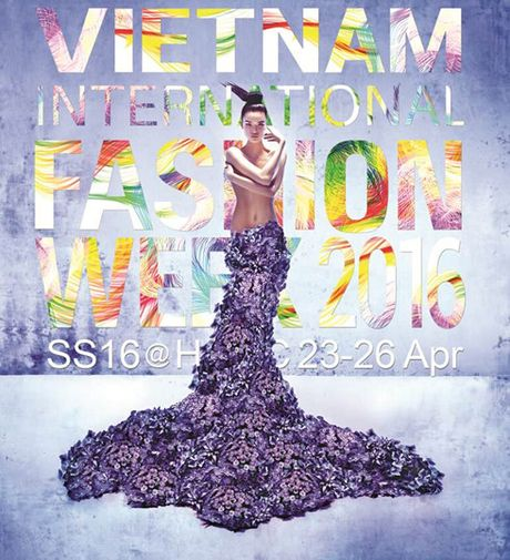 6 diem moi khong the bo qua o Vietnam International Fashion Week 2016 - Anh 4