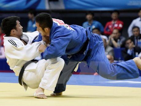 Malaysia dua Judo va dau kiem vao danh sach SEA Games 2017 - Anh 1