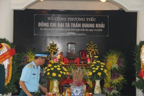 Toan canh Le tang Dai ta Tran Quang Khai phi cong Su-30MK2 - Anh 11