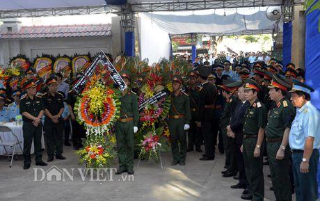 Toan canh Le tang Dai ta Tran Quang Khai phi cong Su-30MK2 - Anh 16