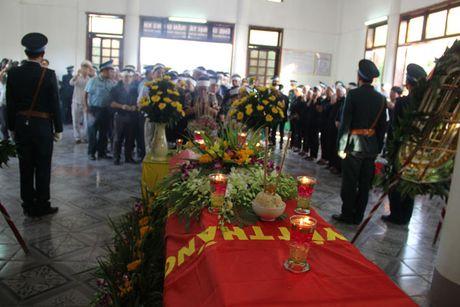 Toan canh Le tang Dai ta Tran Quang Khai phi cong Su-30MK2 - Anh 3