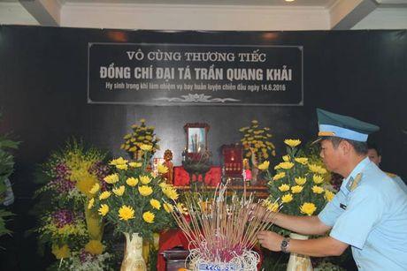 Toan canh Le tang Dai ta Tran Quang Khai phi cong Su-30MK2 - Anh 5