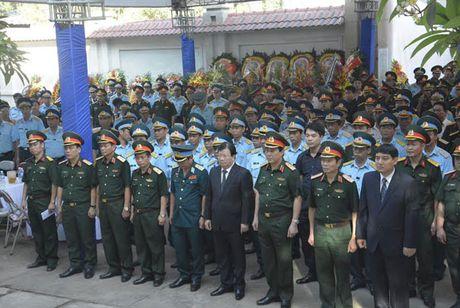 Toan canh Le tang Dai ta Tran Quang Khai phi cong Su-30MK2 - Anh 8