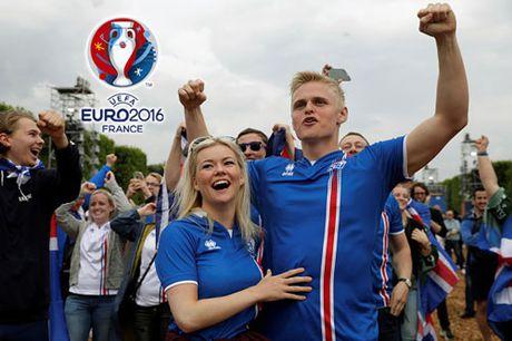 Chum anh CDV nu Iceland va CH Czech khuay dao khan dai EURO - Anh 5