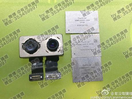 iPhone 7 tich hop 2 SIM, va camera kep - Anh 3