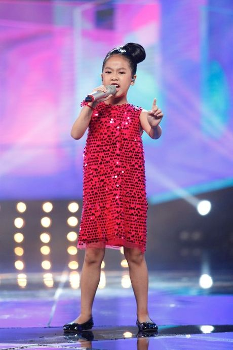 Vietnam Idol Kids: Diep Nhi bi loai khien khan gia tiec nuoi - Anh 1