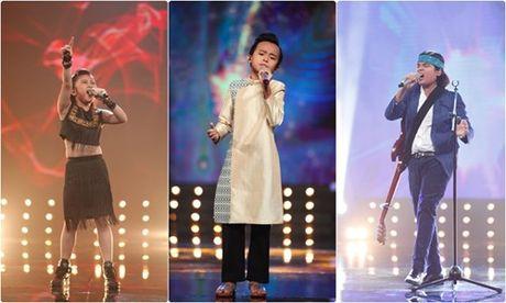 Vietnam Idol Kids: Diep Nhi bi loai khien khan gia tiec nuoi - Anh 3