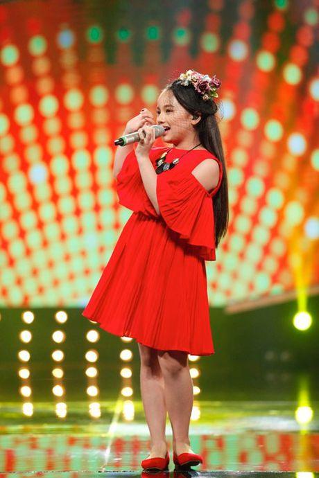 Vietnam Idol Kids: Diep Nhi bi loai khien khan gia tiec nuoi - Anh 4