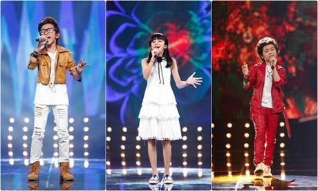 Vietnam Idol Kids: Diep Nhi bi loai khien khan gia tiec nuoi - Anh 5