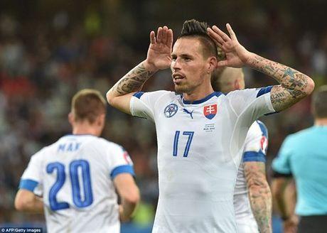Euro 2016 Anh-Slovakia: Tam su quyet thang de xay chac ngoi dau - Anh 1
