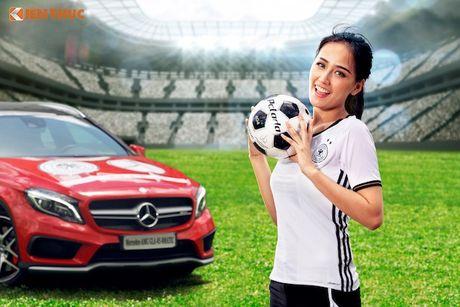 Hoa hau Mai Phuong Thuy cung Mercedes co vu tuyen Duc - Anh 2