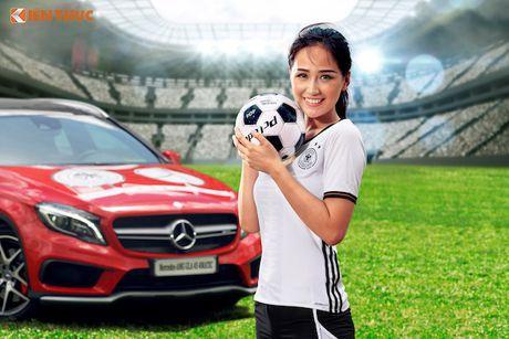 Hoa hau Mai Phuong Thuy cung Mercedes co vu tuyen Duc - Anh 4