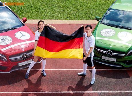 Hoa hau Mai Phuong Thuy cung Mercedes co vu tuyen Duc - Anh 7