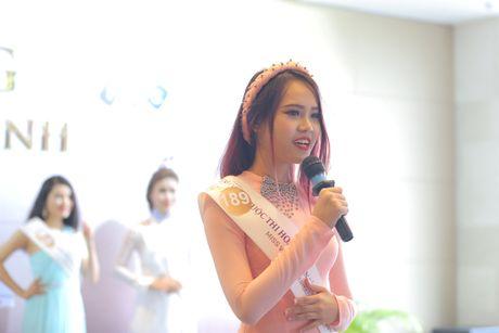 Hoa hau Ban sac Viet toan cau: Thi sinh phia Nam khoe nhan sac ruc ro - Anh 9