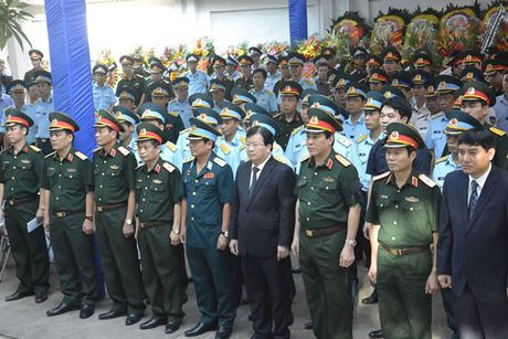 Le truy dieu Dai ta – Phi cong Tran Quang Khai - Anh 1