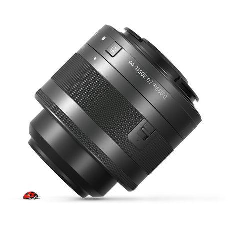 Canon M3/M10 se ban kem ong kinh EF-M 28mm f/3.5 Macro IS STM - Anh 2