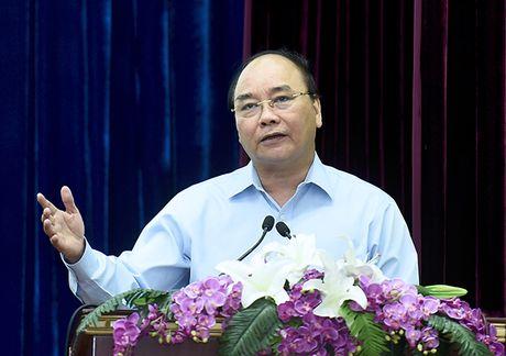 Thu tuong neu nhiem vu ve 'nuoc va rung' cho Tay Nguyen - Anh 1