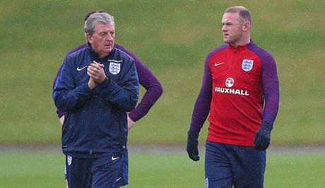 Rooney muon tuyen Anh giu Hodgson - Anh 1