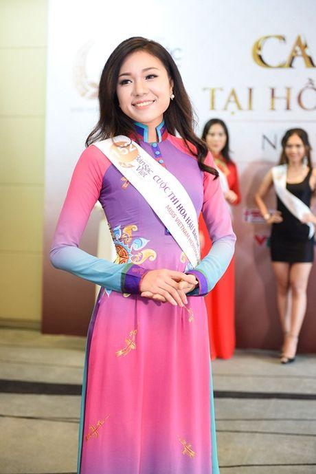 Hai chi em sinh doi ru nhau casting Hoa hau ban sac Viet toan cau - Anh 4