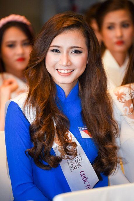 Hai chi em sinh doi ru nhau casting Hoa hau ban sac Viet toan cau - Anh 5