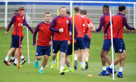 HLV Hodgson se thay 6 vi tri o tran gap Slovakia - Anh 1