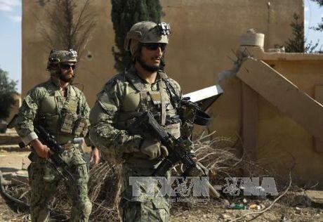 Quan doi Syria tiep tuc tien cong vao thanh tri cua IS - Anh 1