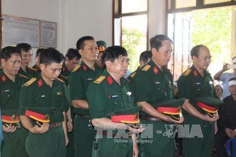 Le truy dieu Dai ta Tran Quang Khai - Anh 2