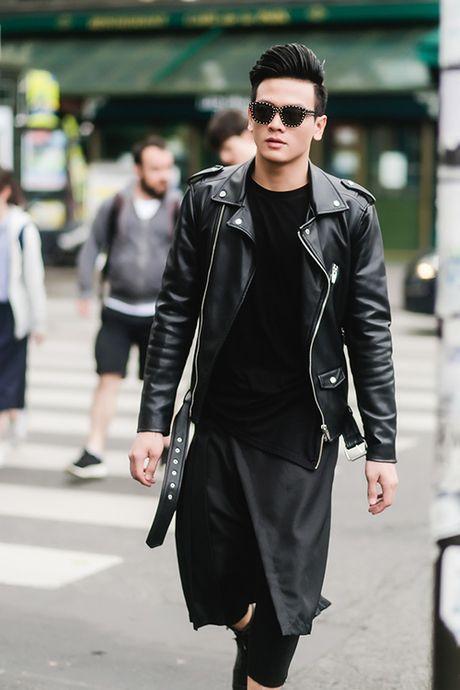 """""""Ban trai tin don"""" cua Do Manh Cuong lich lam dao pho Paris - Anh 10"""